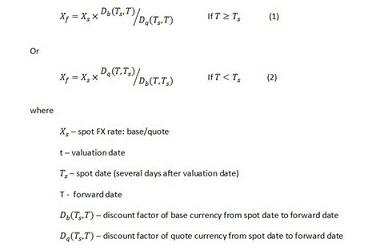 Currency Swap and FX Swap Pricing and Valuation | FinPricing